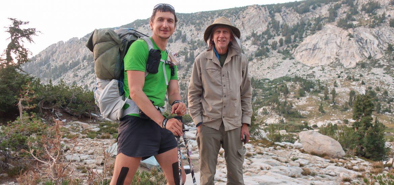 Sierra Nevada Summer Edition 12 Den Zdoln Dvou Pas A Pomoc S Hlednm Ztracenho Hikera