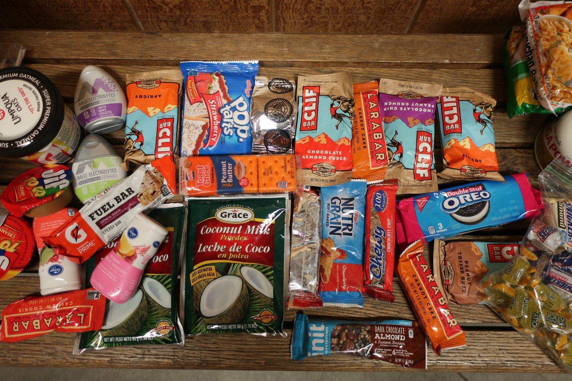 Poptarts a další kalorické bomby