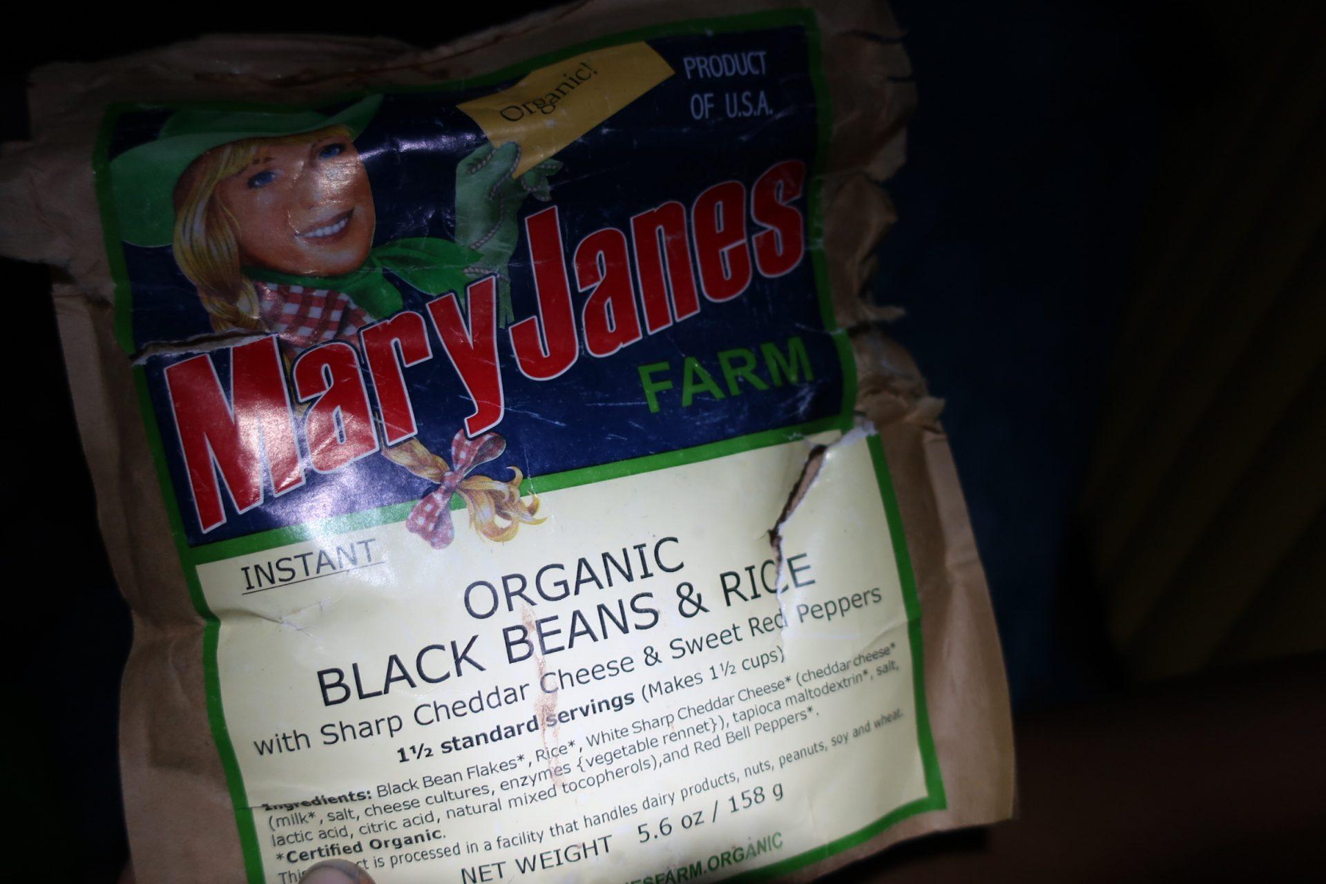Mary Janes  - fakt domácí kuchyně