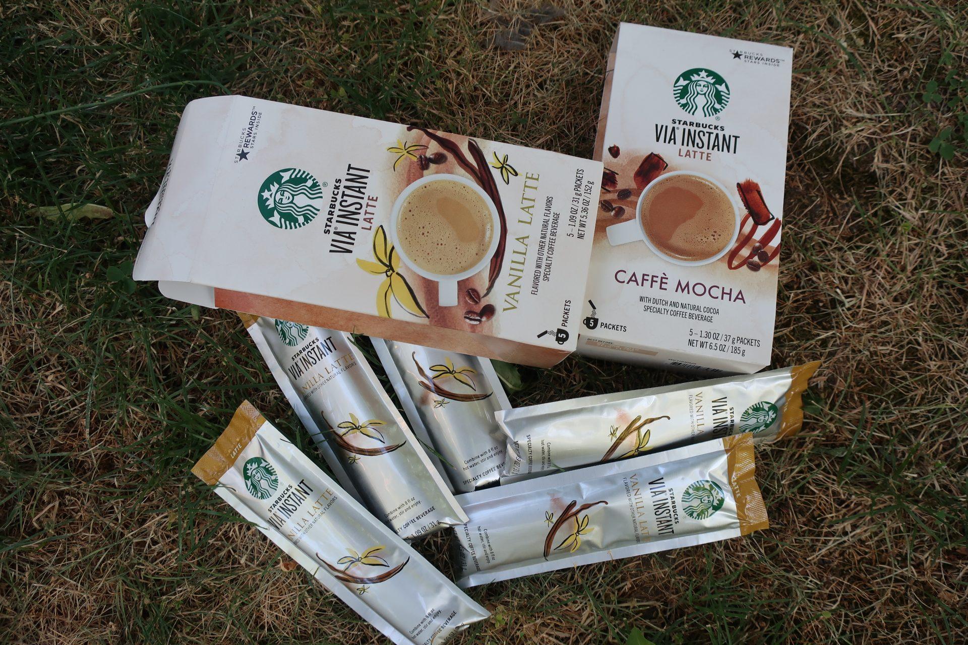 Nejlepší kafe - Starbucks