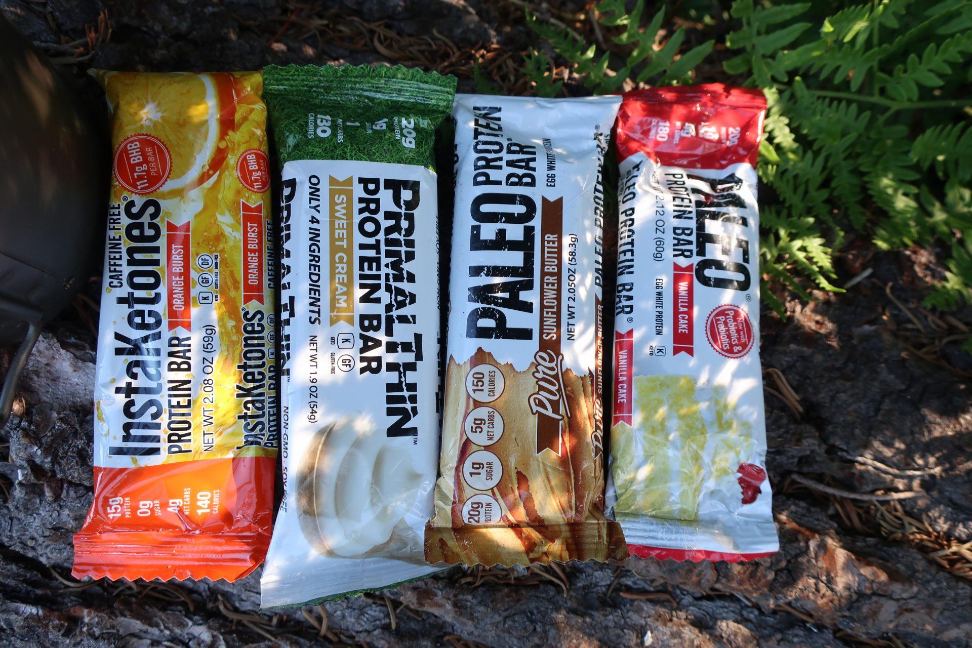 Proteinové tyčinky, které vážně nezkoušejte :)