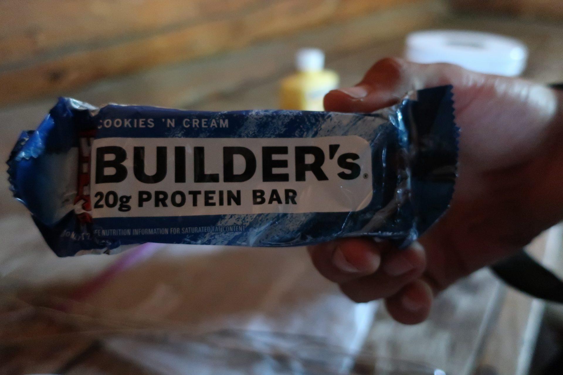 Proteinové tyčinky