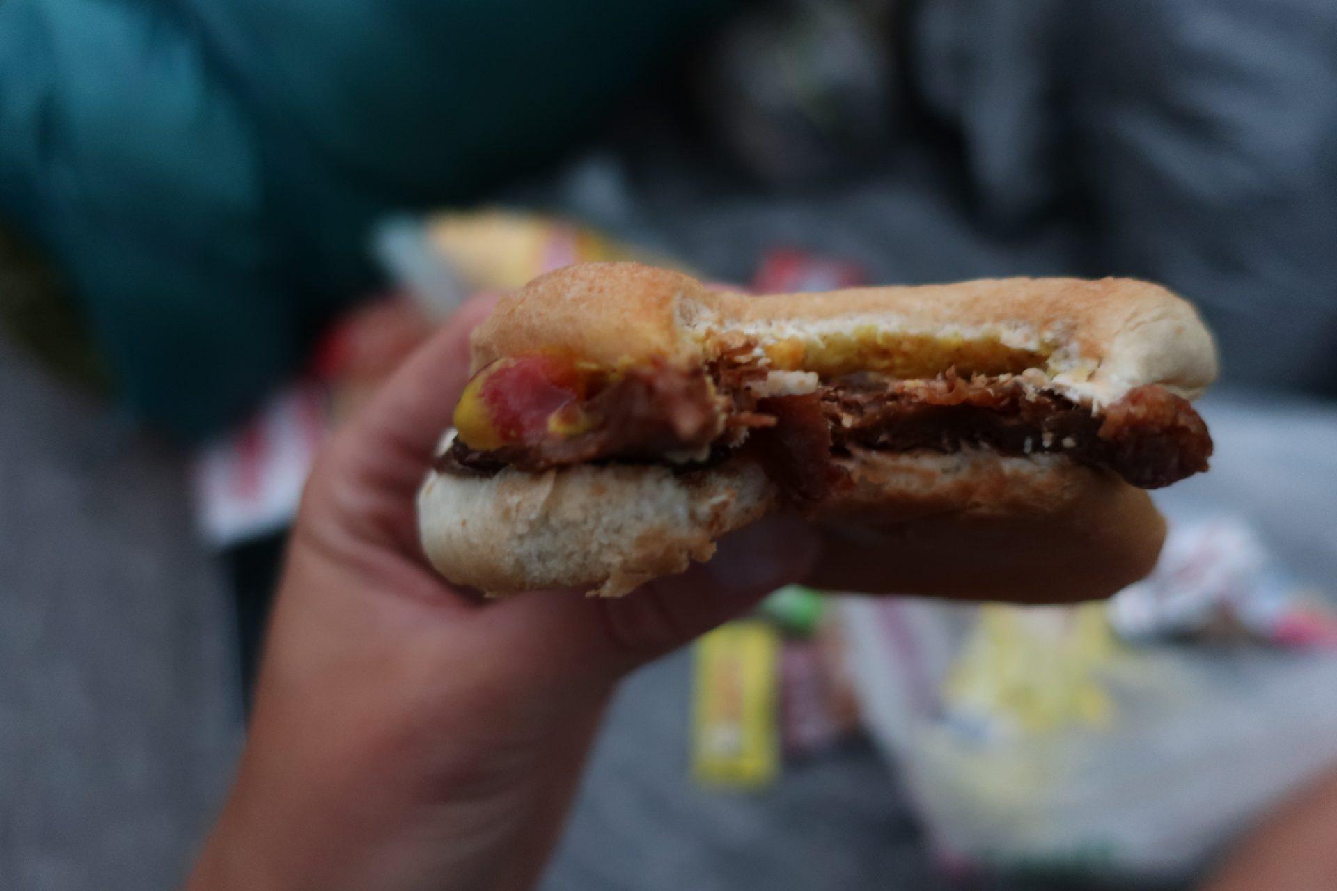 Naše burgery byly ultimátní